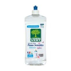 arbe vert gevoelige huid en baby afwasmiddel