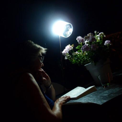 Luci solar campinglamp oplaadbaar