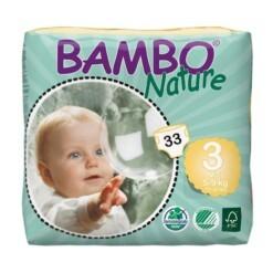 bambo luiers maat 3 - 33-stuks