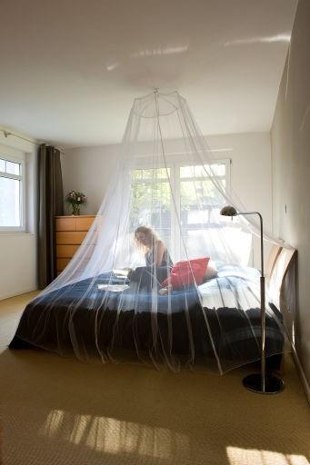 Tesa Klamboe voor 2 persoonsbed | Ecomondo