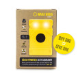 wakawaka Light geel buy one give one