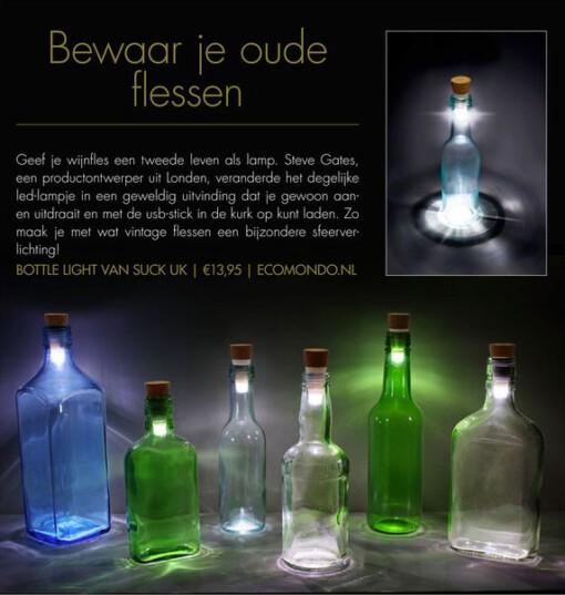 mitra bottle light