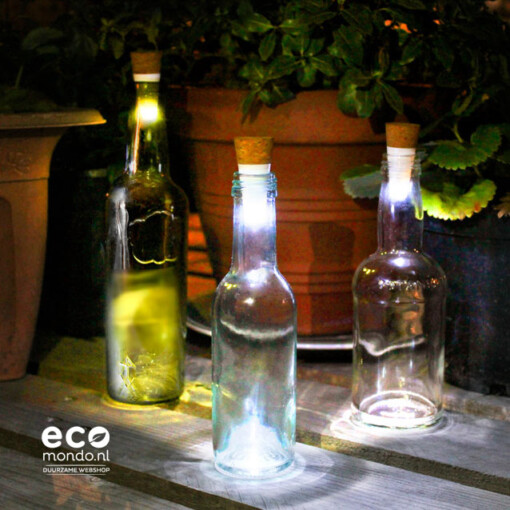 hergebruik fles, ecodesign