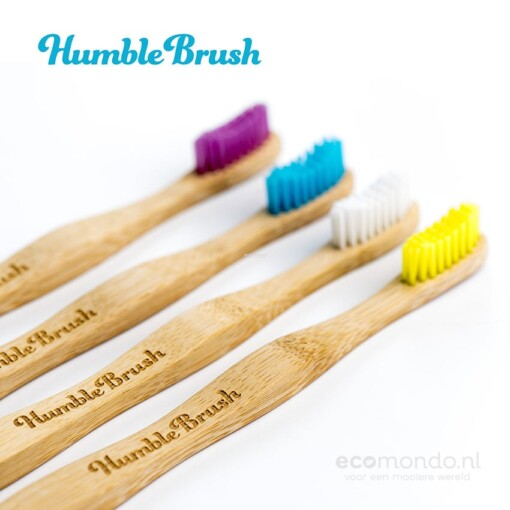 Humble Brush Bamboe Tandenborstel