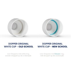dopper losse witte cup