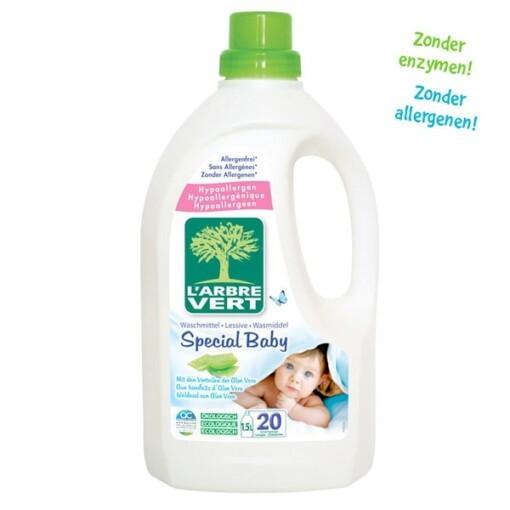 wasmiddel baby eco