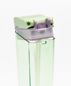 herbruikbaar drinkpakje groen