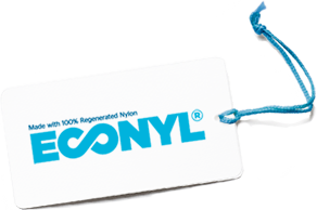 econyl logo label