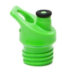 klean kanteen sportcap groen
