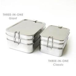 eco lunchbox 3 in 1 verschil