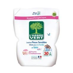 navulverpakking wasmiddel gevoelige huid en baby