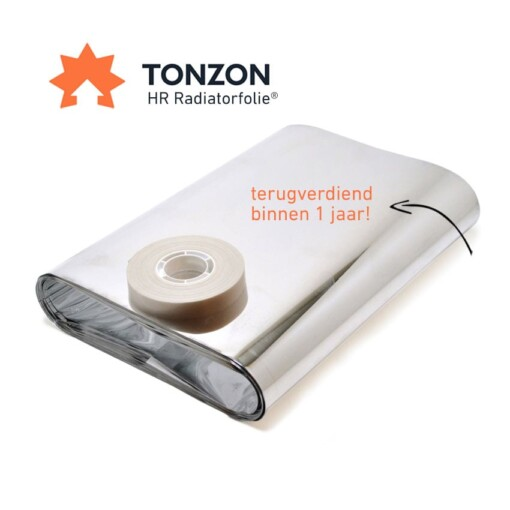Tonzon Radiatorfolie