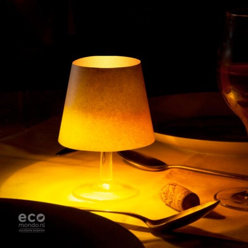 drijvend lampje