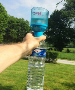 owell waterfilter camping