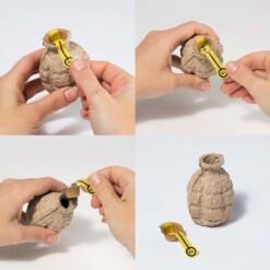 zaadbommen maken