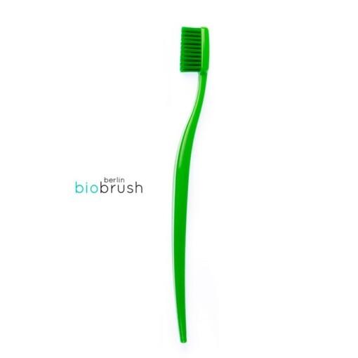 biobrush groene tandenborstel