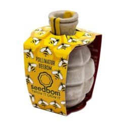 seedbom pollinator beebom - zaadbom bijenmix