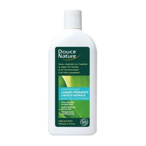 douce nature shampoo