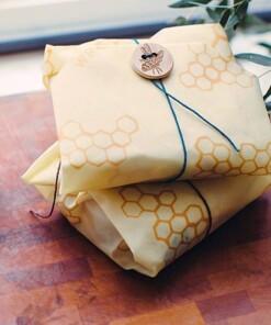 bees wrap alternatief huishoudfolie