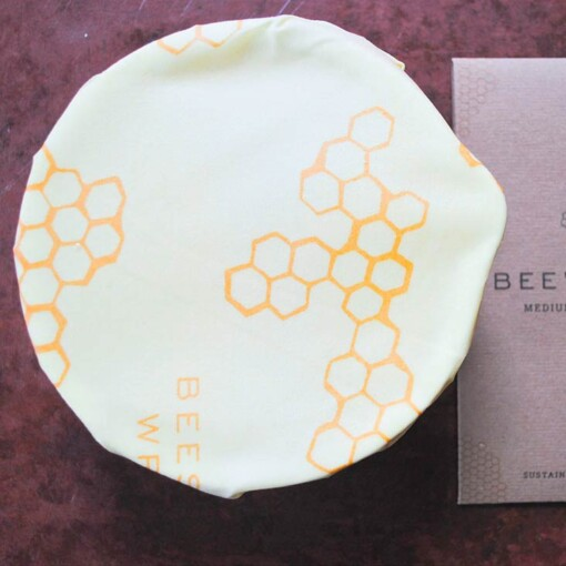 plastic verminderen bees-wrap