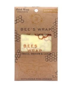 beeswrap 3 pack starterset