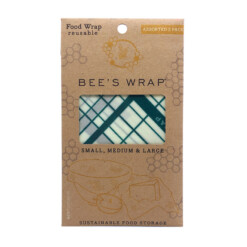 beeswrap assorted 3 pack teal