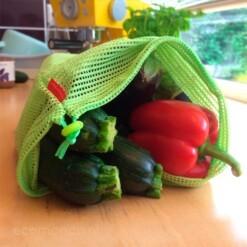 herbruikbare groentezak