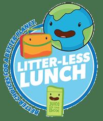 afval vrij lunchbox