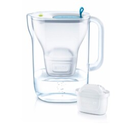 brita fill enjoy waterfilter blauw