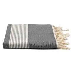 Happy Towels Antraciet