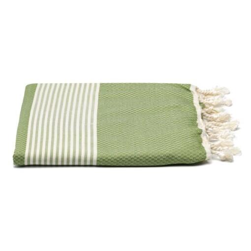 hamamdoek groen