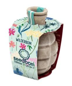 wilderbom - zaadbom wilde bloemen