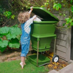 hungrybin wormenbak tuin