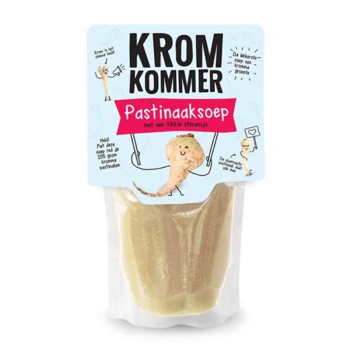 kromkommer pastinaaksoep