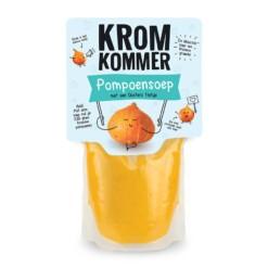 kromkommer pompoensoep