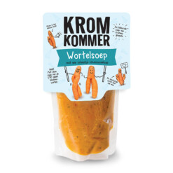 kromkommer wortelsoep