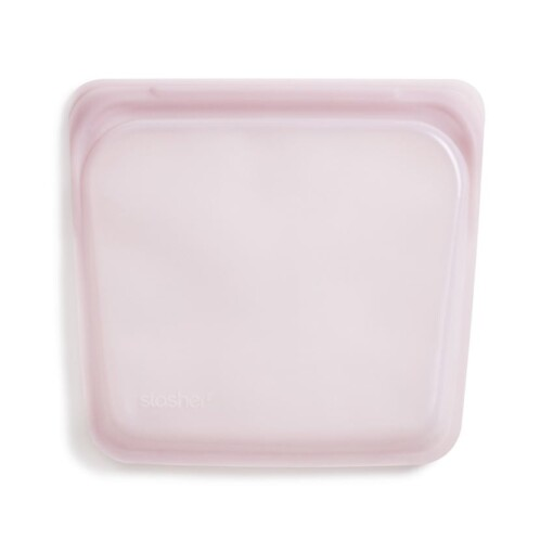 stasher bag roze