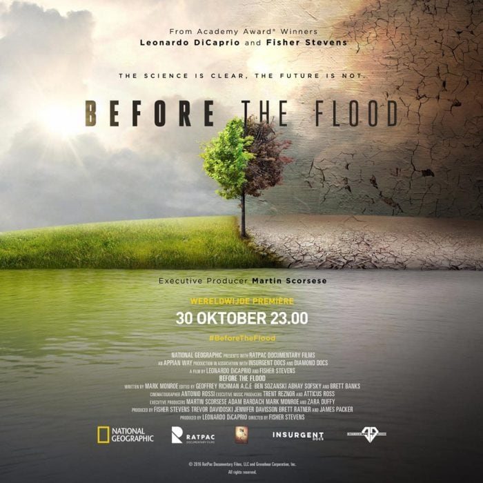 Before the Flood Film