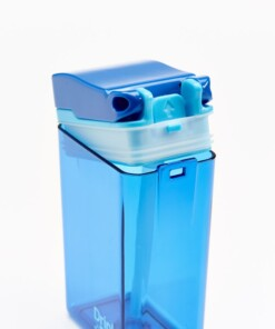 drink in de box herbruikbaar drinkpakje hinge