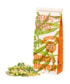 dutch harvest hennep thee hemp herbs