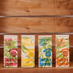 dutch harvest hennep thee packshot