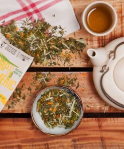 dutch harvest hennep thee teatime