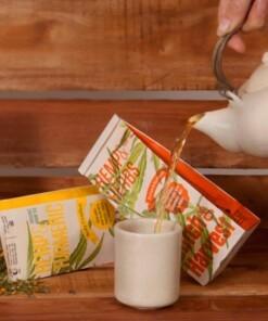 dutch harvest hennep thee hemp tea