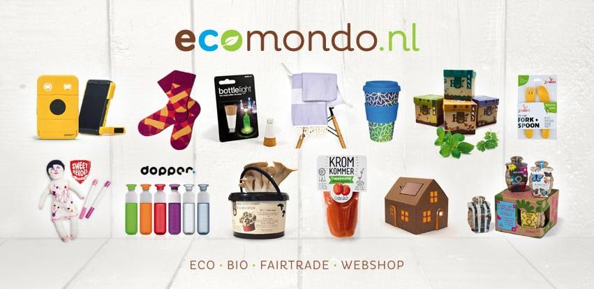 Duurzame Cadeaus Kopen Ecomondo Eco Webshop