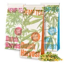 dutch harvest hennep thee