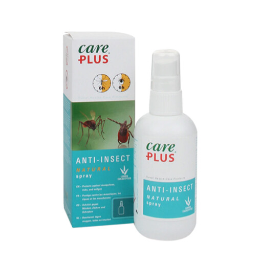care plus natural insect spray
