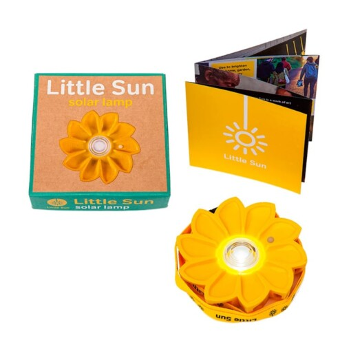 Little Sun Solar lamp