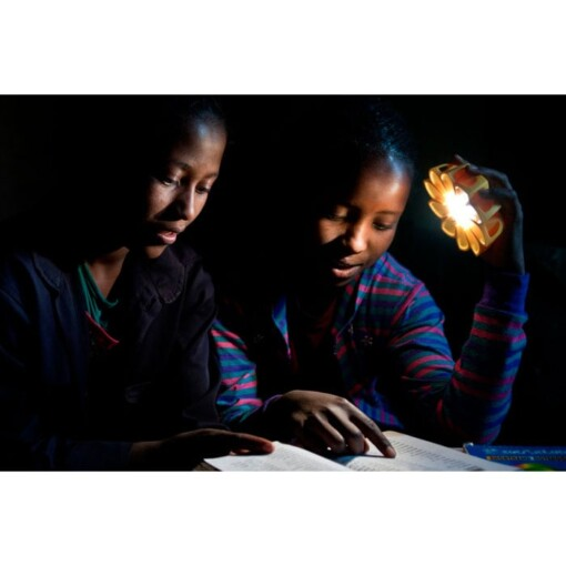 social return solarlamp