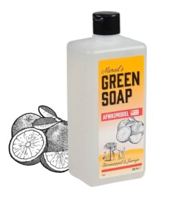 afwasmiddel sinaasappel jasmijn