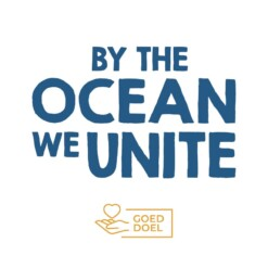 by the ocean we unite doneren goed doel